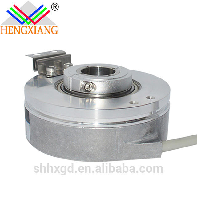 K76-J Series hollow shaft encoder ip65 encoder waterproof encoder