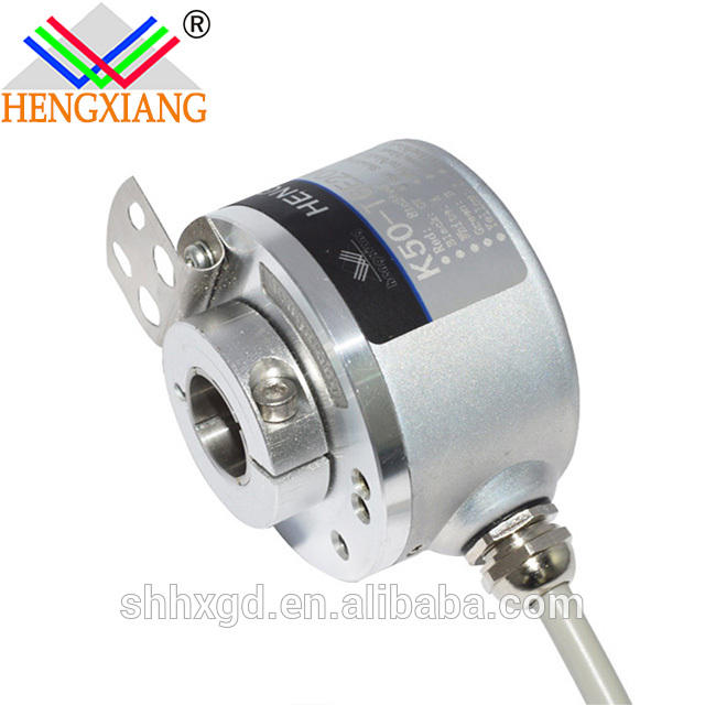 HENGXIANG K50 encoder TRD-RV-5760 hollow shaft 14mm