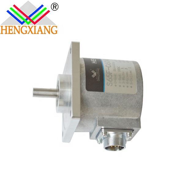 S65F Flange Encoder TRD-2G encoder dia65mm,size 67*67*7