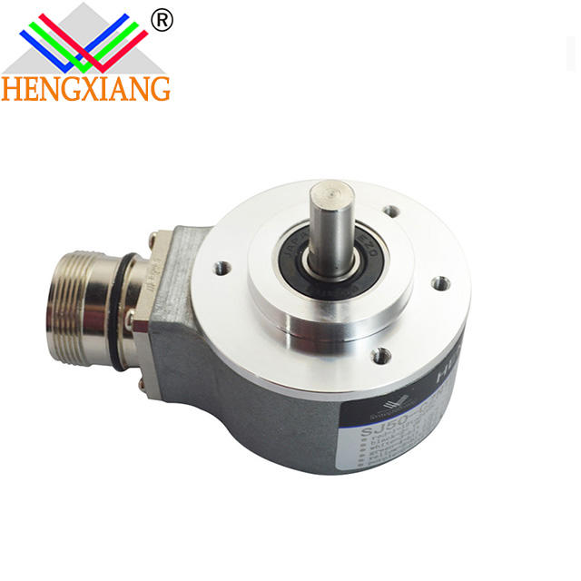 SJ50 Low Cost Measuring Robot Arm's Angle &amp Position 7bit CW rotation Cheap Absolute Rotary Encoder Price