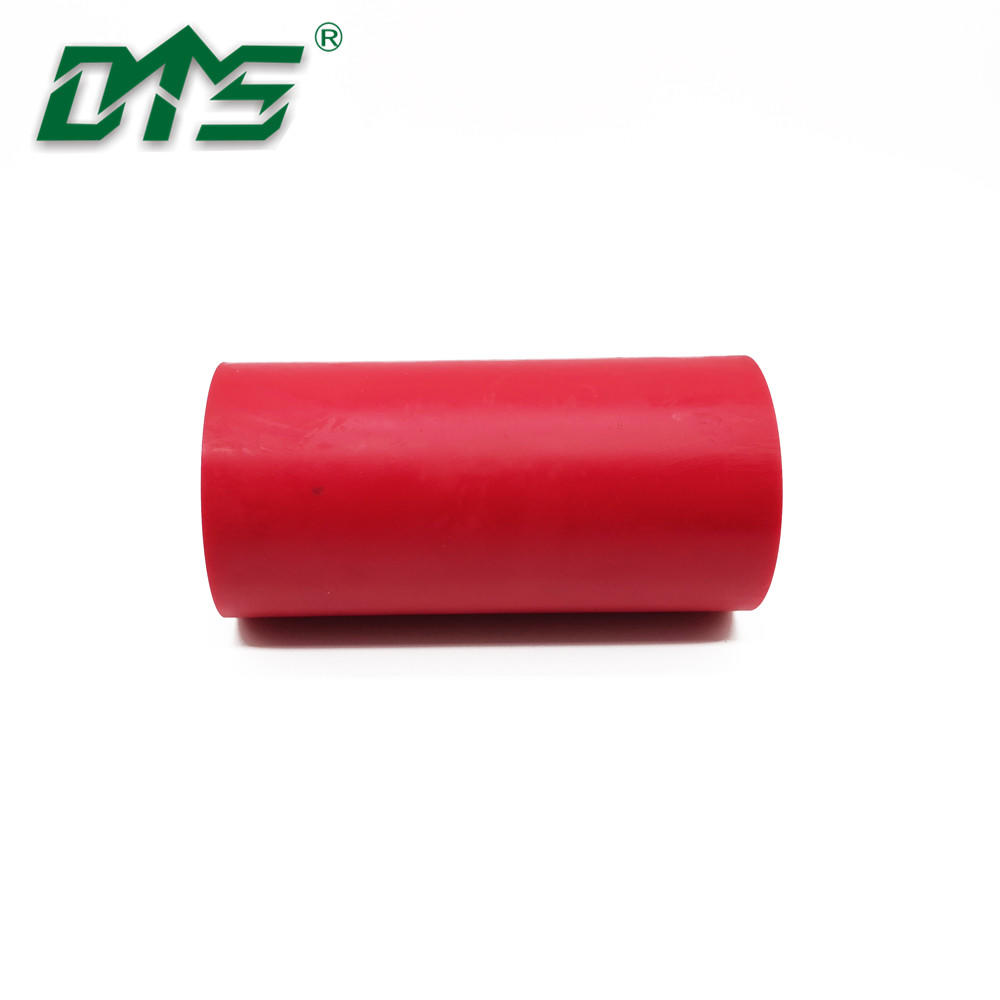 Customized Red Polyurethane PU Tubes for CNC Pneumatic Seals