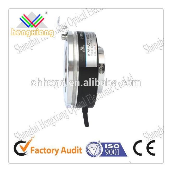 K76-J Series hollow shaft encoder absolute rotary encoder absolute encoder