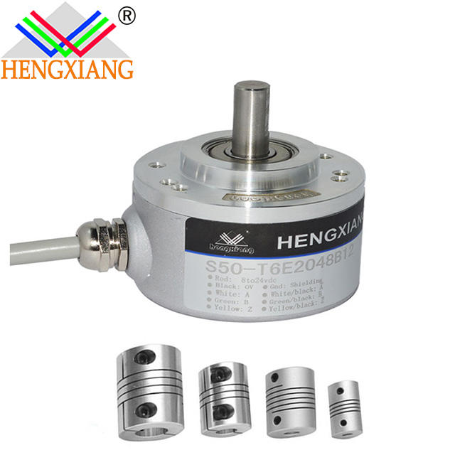 China encoder factory S50 incremental 1024 24V 4000 pulse 4000ppr line driver,DC5V