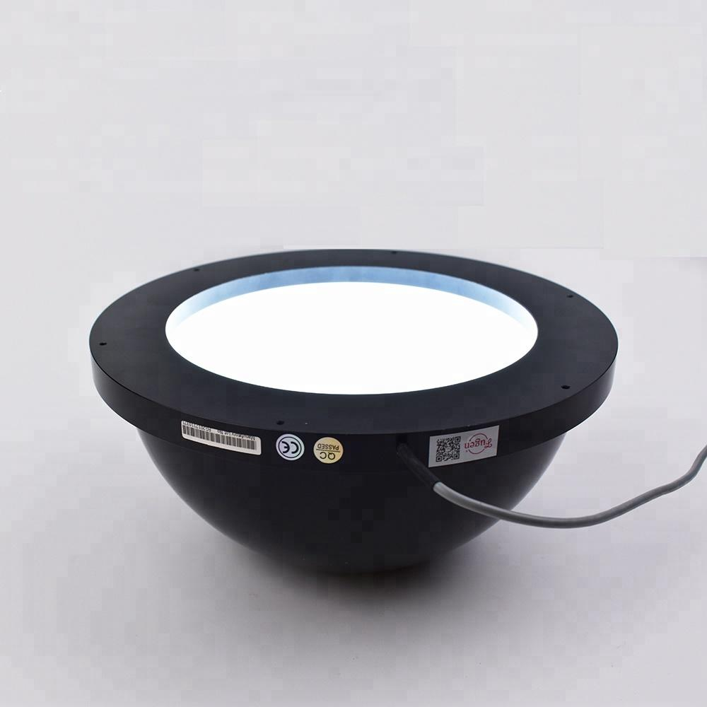 High brightness automation DOME Light industrial machine vision light for inspection