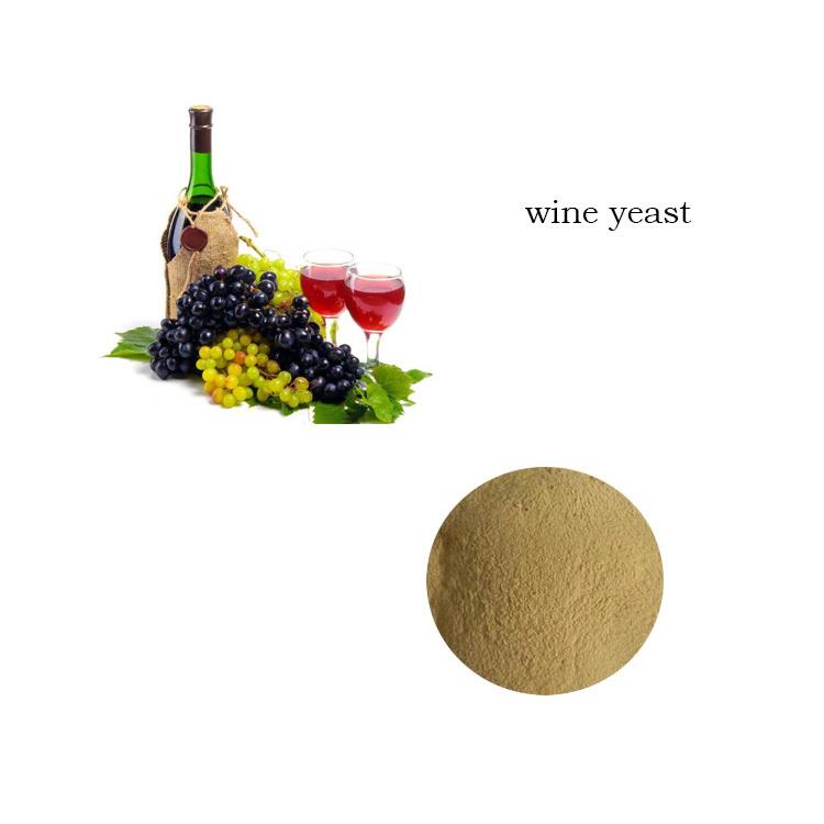 China Wholesale Wine Yeast For Rice Wine And Fruit Wine