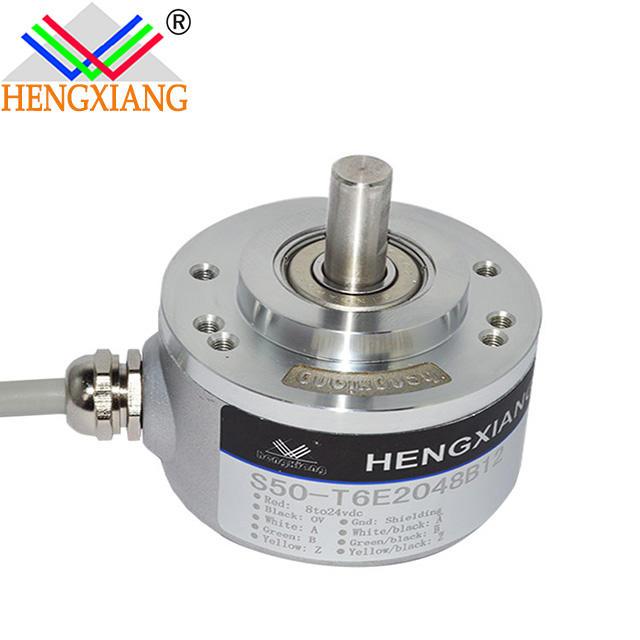 Original encoder Automatic control rotary encoder shaft 10mm 1024ppr E6C3-CWZ3XH line driver output ,DC5V