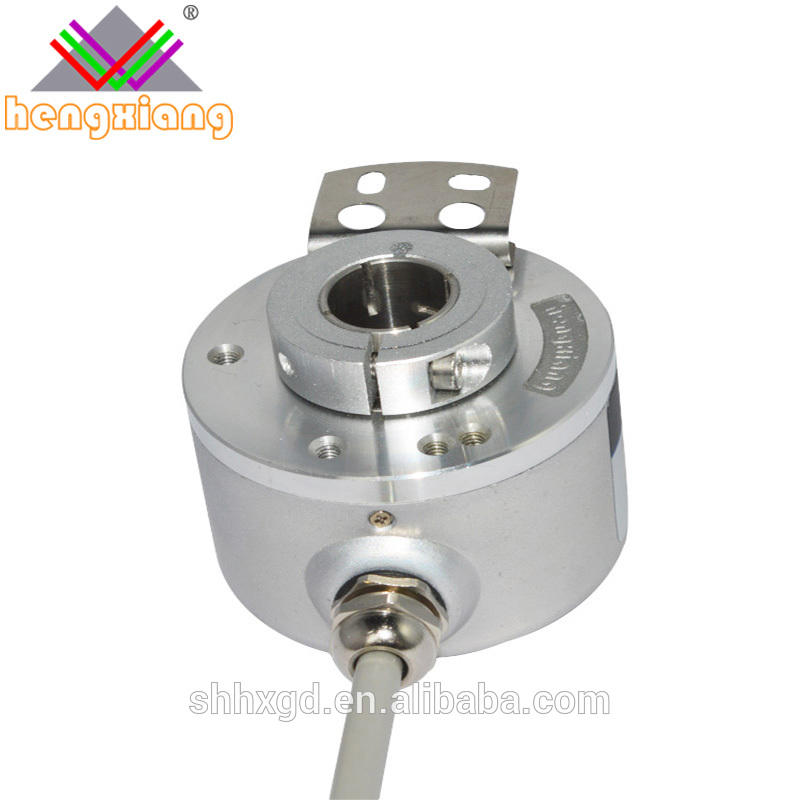 HENGXIANG K50 rotary encoder high resolution 20340 pulse IP65 DC24V
