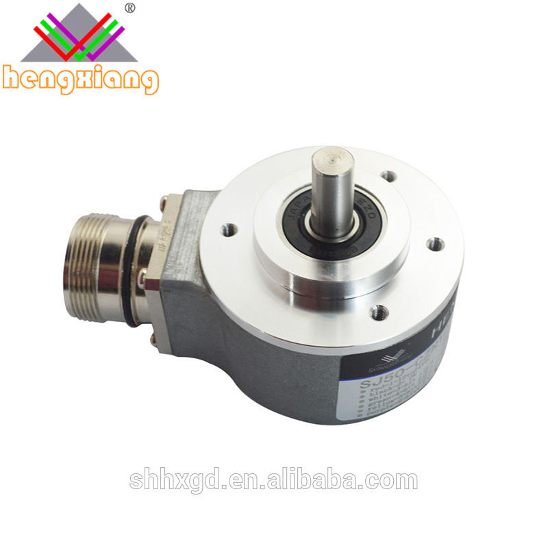 HENGXIANG SJ50 hall absolute magnetic encoder 256PPR 8bit
