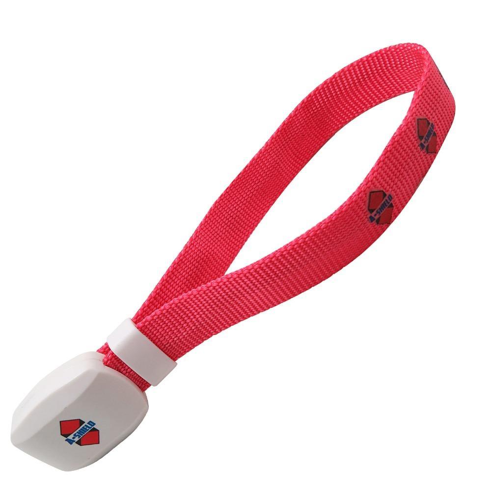 Promotional Gift LED Luminous Radio Controlled Wristband Bracelet