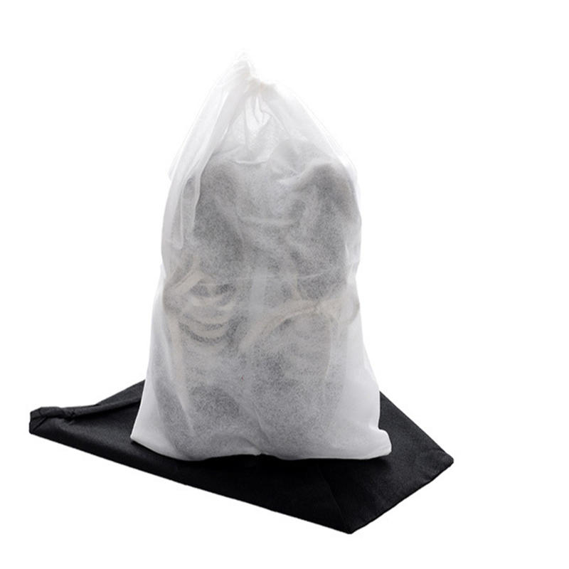 KS-001 Non-woven Bags for Dust Free / Shoes Packaging/travel Non Woven Bags