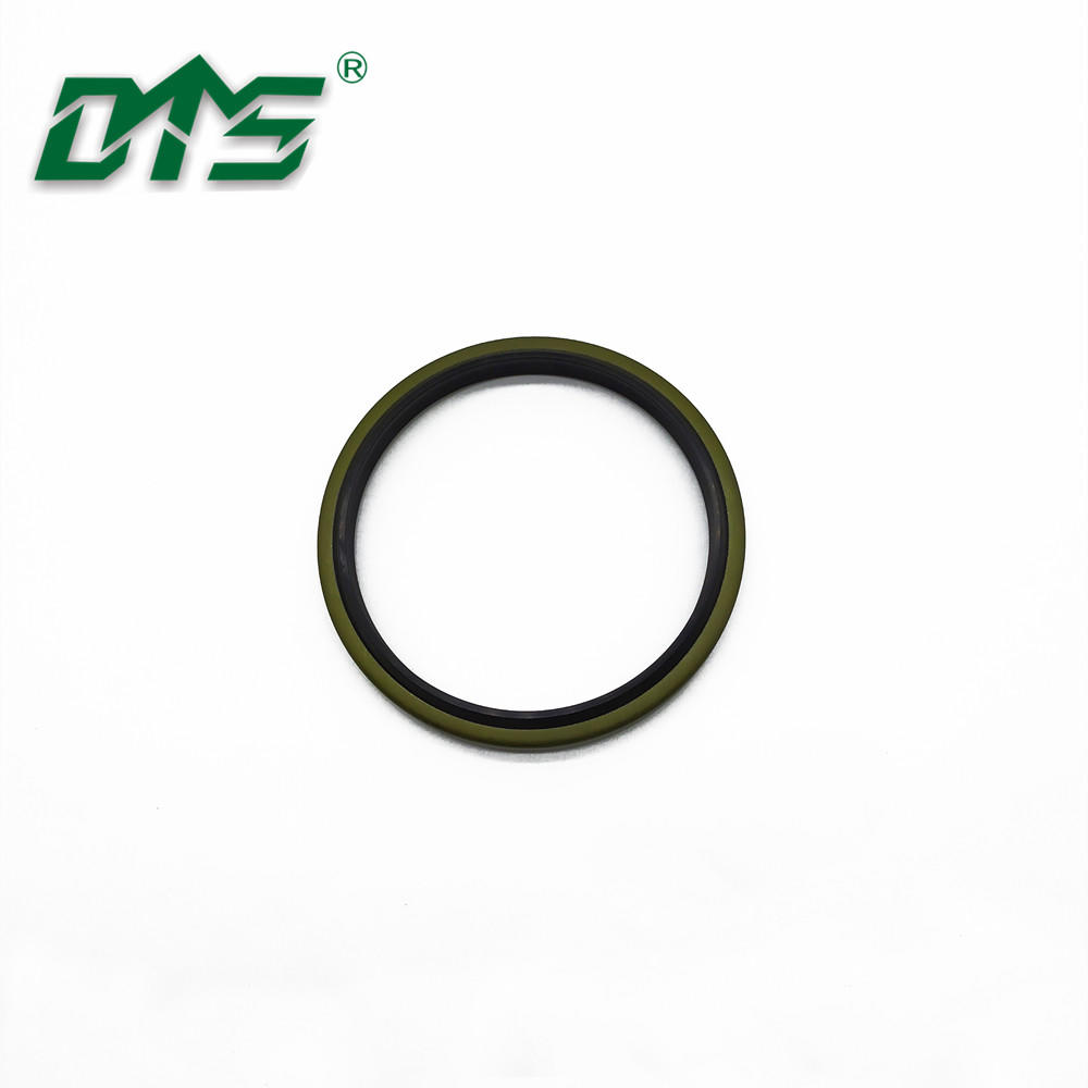 China supplier DKB hydraulic cylinder NBR with metal Dust oil seals Wiper Seals