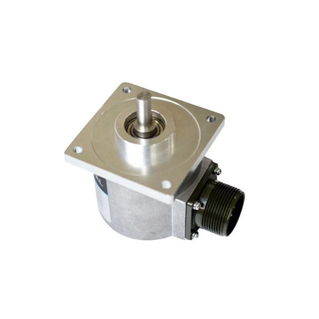EH63E1000S8/24L8S3MR 1000 Pulse solid Shaft Diameter 8 Voltage 8-24V square flange incremental encoder equivalent