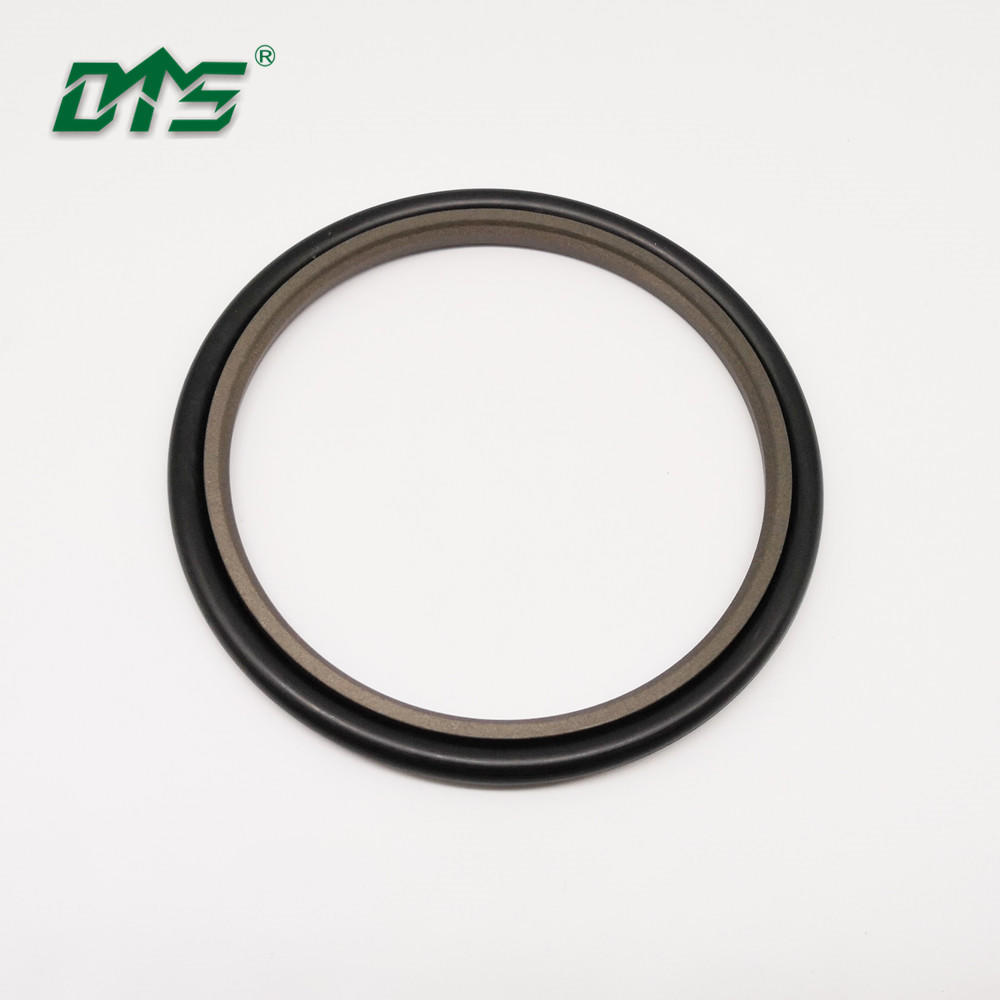 hydraulic cylinder bronze rod step oil PTFE sealwith rubber o ring