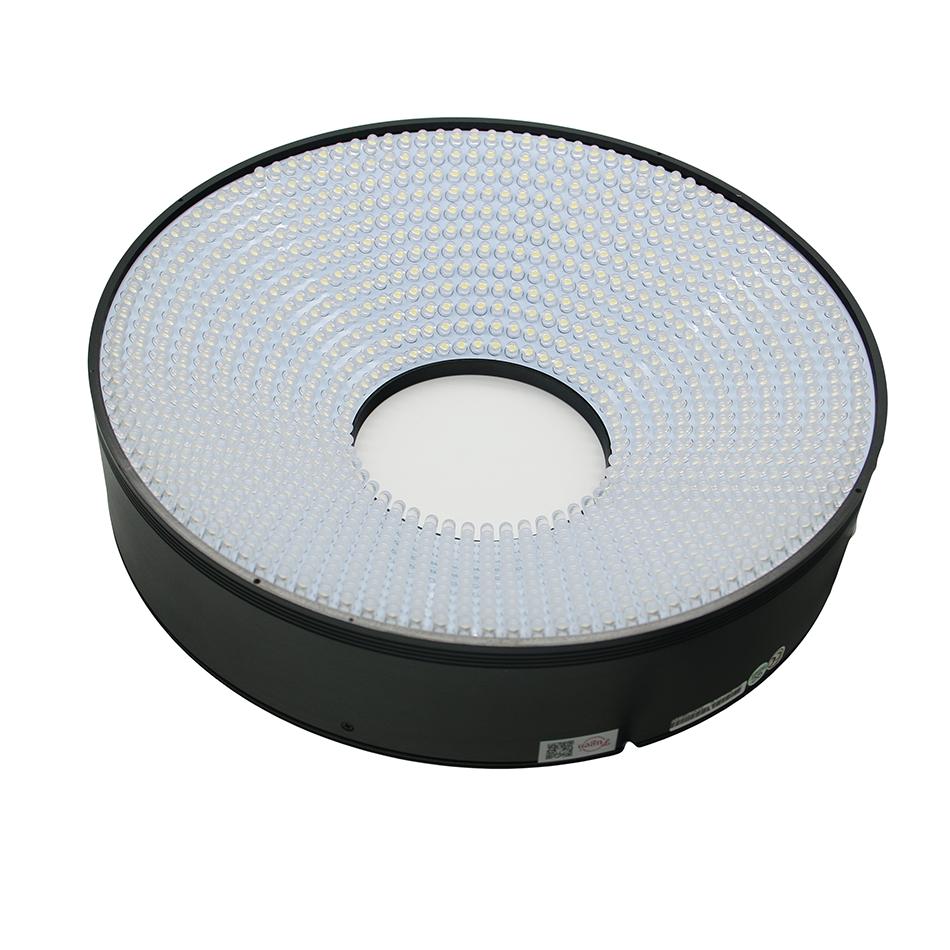 FG-IR Light Long Lifetime Invisible 850nm Infrared Microscope Light Illuminator Machine Vision Lighting Illuminators