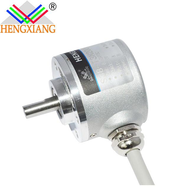 S38 Incremental Rotary Encoder 8192ppr 10000ppr 16384ppr Pulse encoder