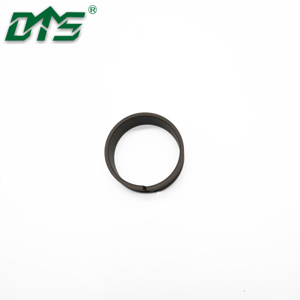 China Manufacture Hydraulic Piston rod guide sleeve DFI With FilledPTFE material