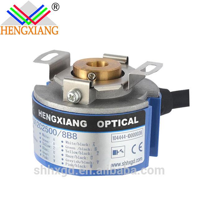 K48 dc 12v 24v rotary encoder cheap price gear motor factory