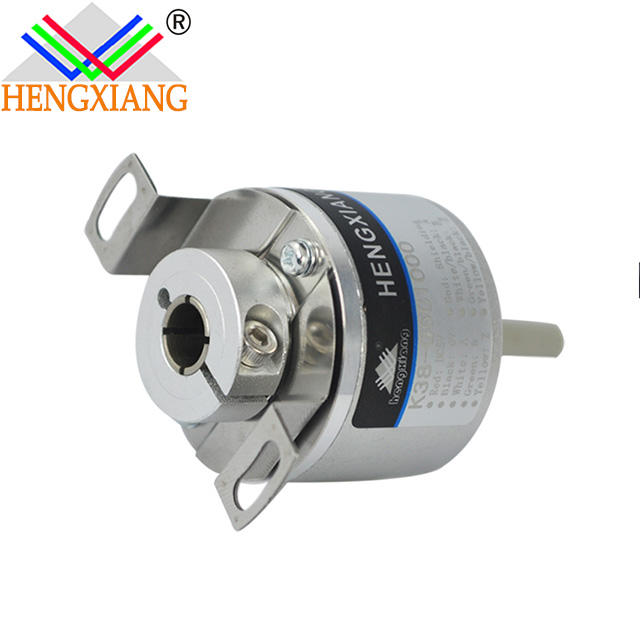 6mm hole encoder Incremental Motor Encoder Hollow Shaft Rotary HTR-HN-8-1024-3PP