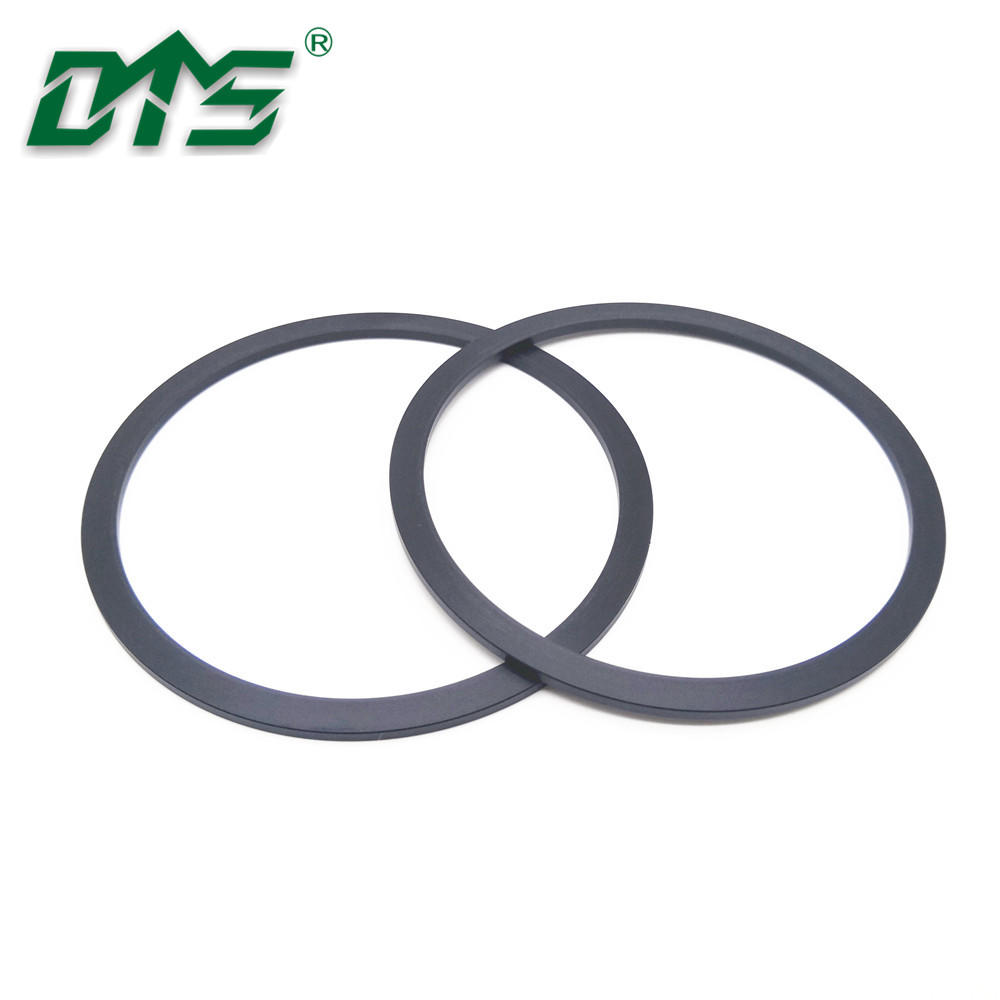Hydraulic polyformaldehyde POM Back up ring With High temperature and corrosion resistant