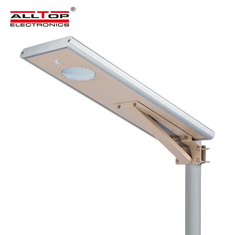 New product Outdoor aluminum case ip65 outdoor waterproof 20w led street light