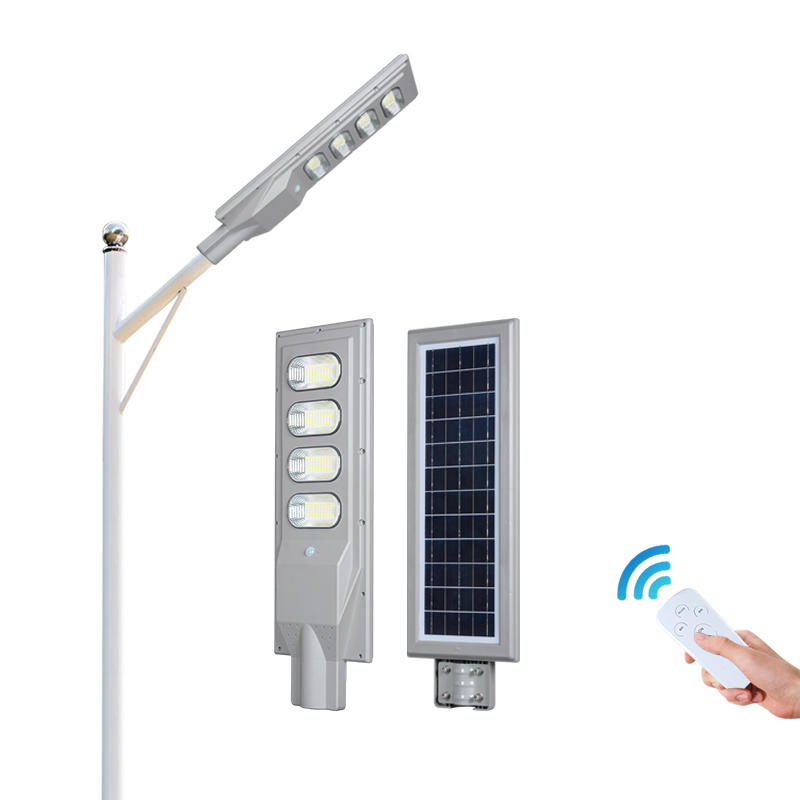 ALLTOP Energy saving ip65 waterproof outdoor 30watt 60watt 90watt 120watt 150watt all in one led solar street light