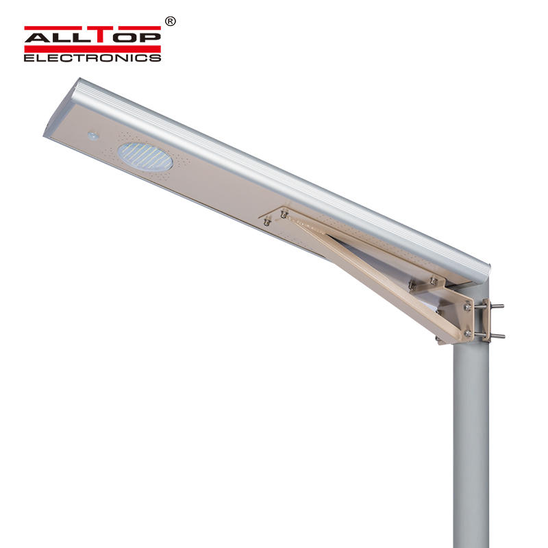New product Outdoor aluminum case ip65 outdoor waterproof 20w led street light