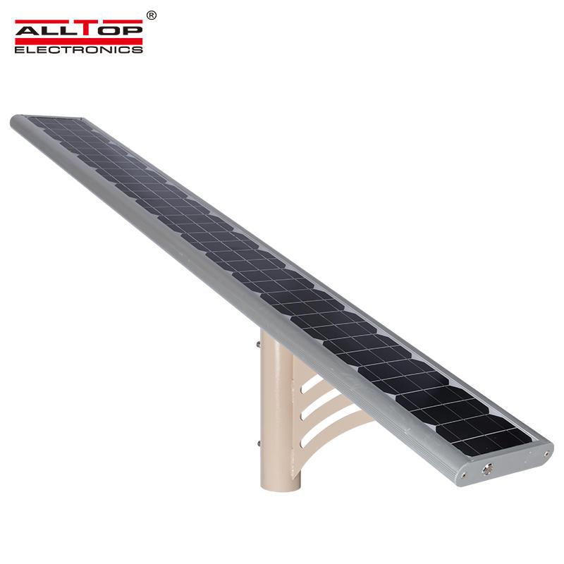IP67 waterproof aluminum bridgelux 60w led street light cover