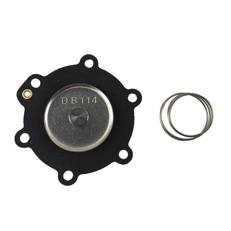 DB114 Medium Temperature Air Pulse Valve Diaphragm Durable VNP212/VEM312Pulse Dust Collector Pulse Valve