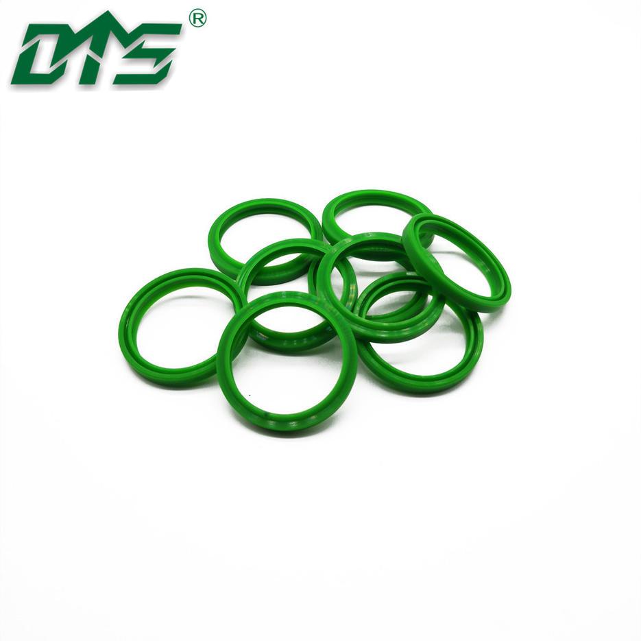 Hydraulic cylinder PU wiper seal dust ring DHS