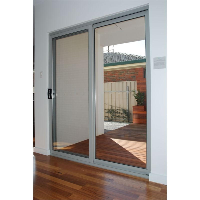 1800*2400mm Modern House Security Aluminium Glass Sliding Door