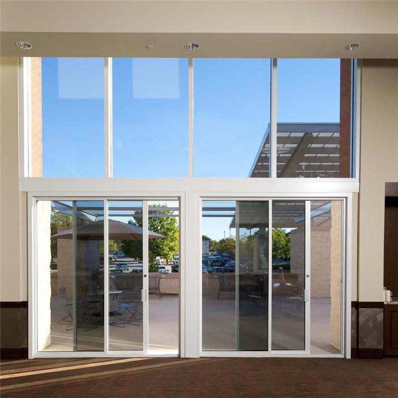 Fashion Durable Sliding Glass Door handle Sliding Door for Bedroom
