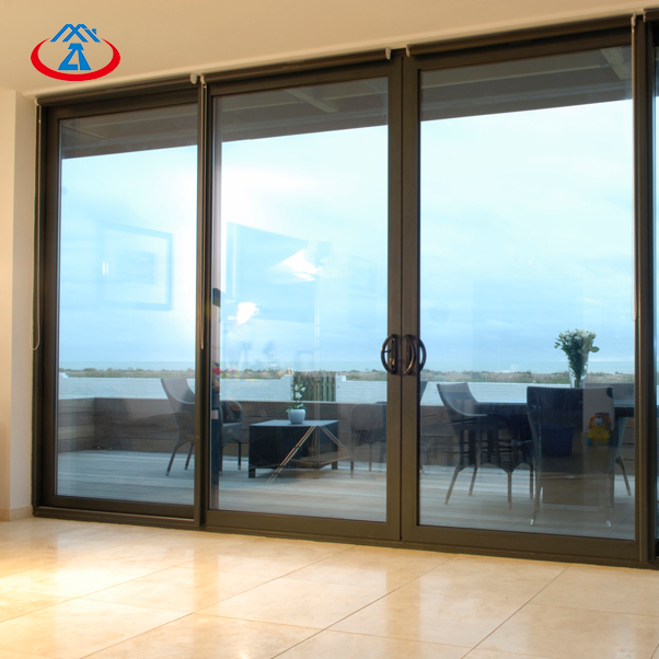 Double Tempered Glass For Sliding Patio Door Aluminum Sliding Doors Price Philippines