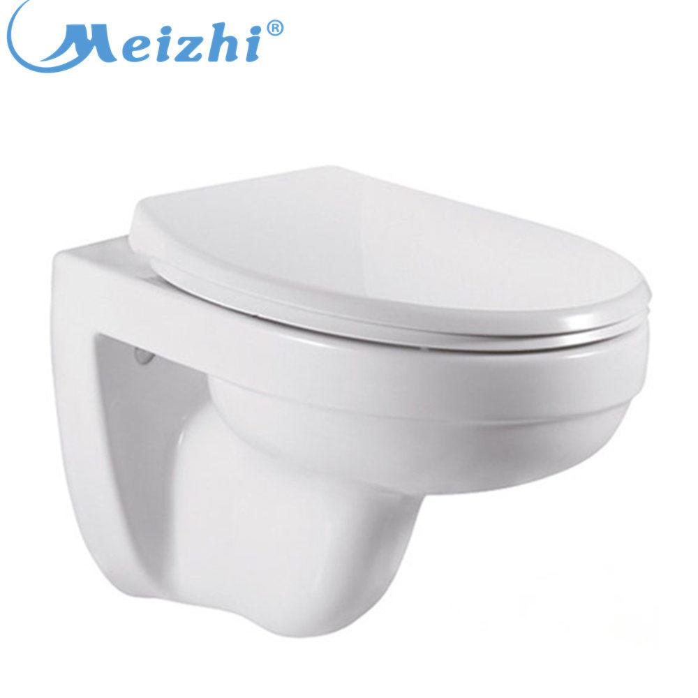 Bathroom new design china WC Rimfree wall hung WC