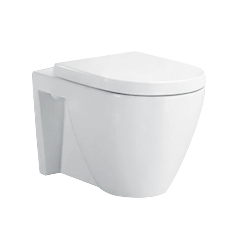 Bathroom ceramic wall hung water closet