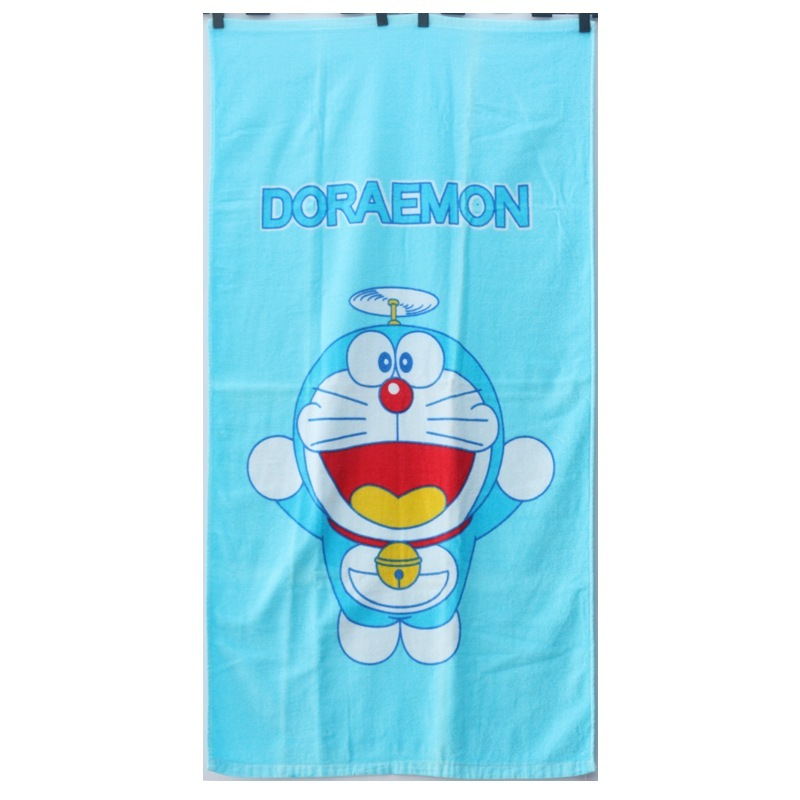 factory promotionreactive printing cottonbeach towel for kids