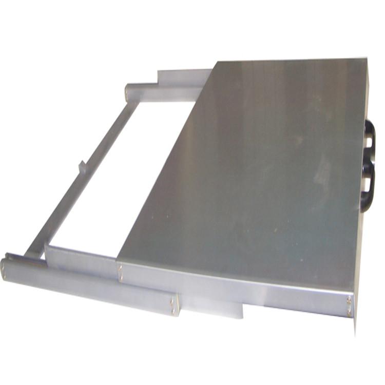 aluminum alloy fire truck drawer
