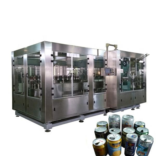 JND 32-8D Beverage Can Filling Sealing Machine with Capacity 18000-20000