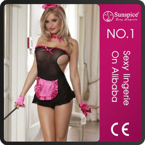 Sunspice sexy bar maid costume girls sexy night dress photos