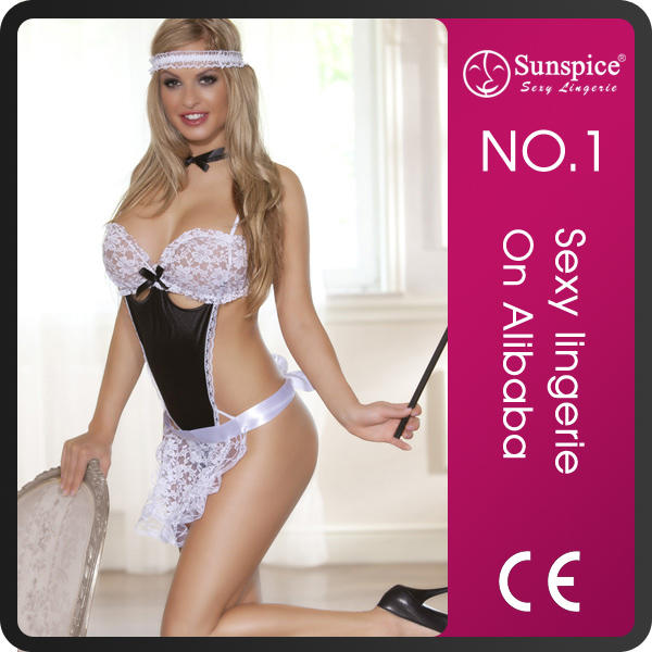 2015 Hot sales Fashionable sexy babydoll sexy cowgirl costume sexy cheerleader costume clubwear costume
