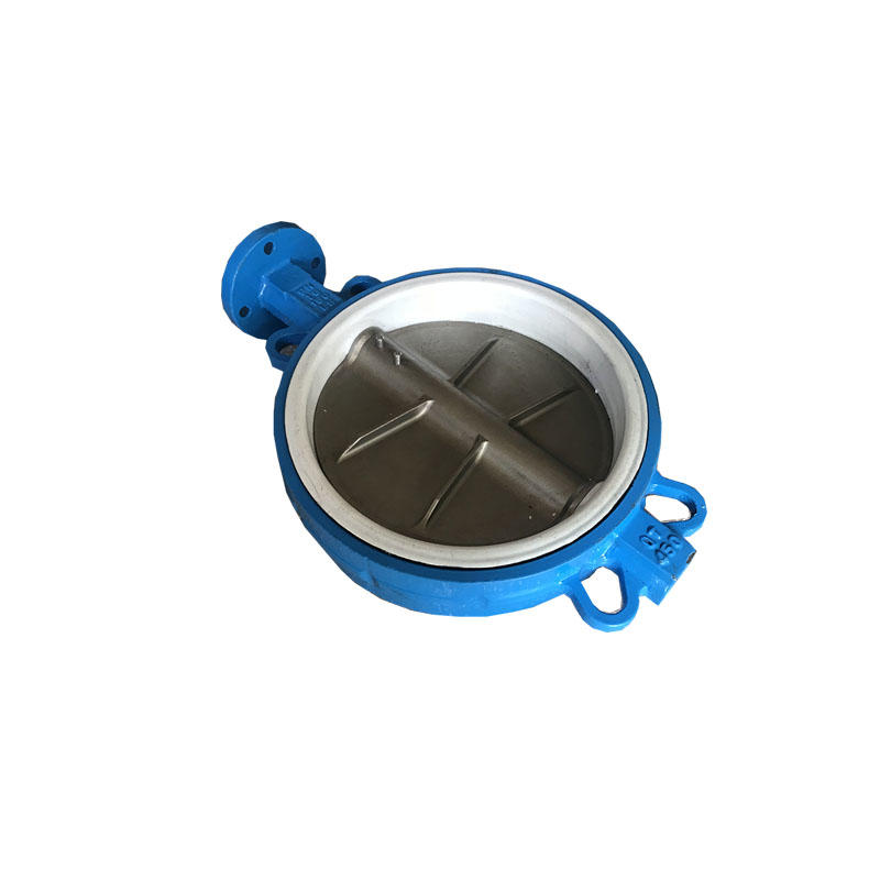 Manufacturing IndustryDN300 Simple operation butterfly valve