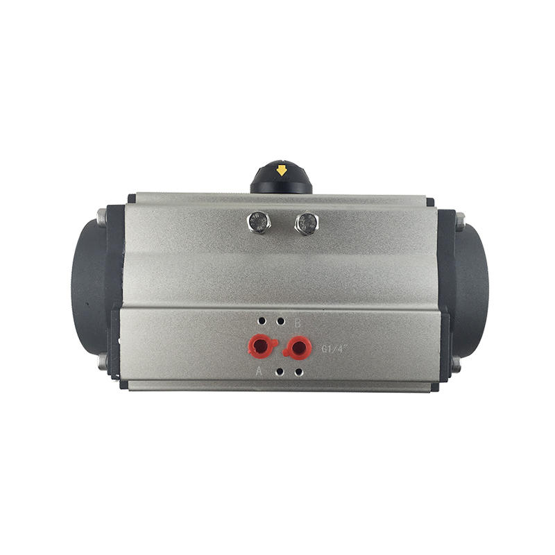 Electric Valve Actuator AT92 AT105 Ball Valve Actuator Rotary Pneumatic Actuator
