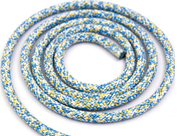 High quality customized package and size 16/ 24/ 32 strand braided sailing rope for sailboat, yacht marine rope