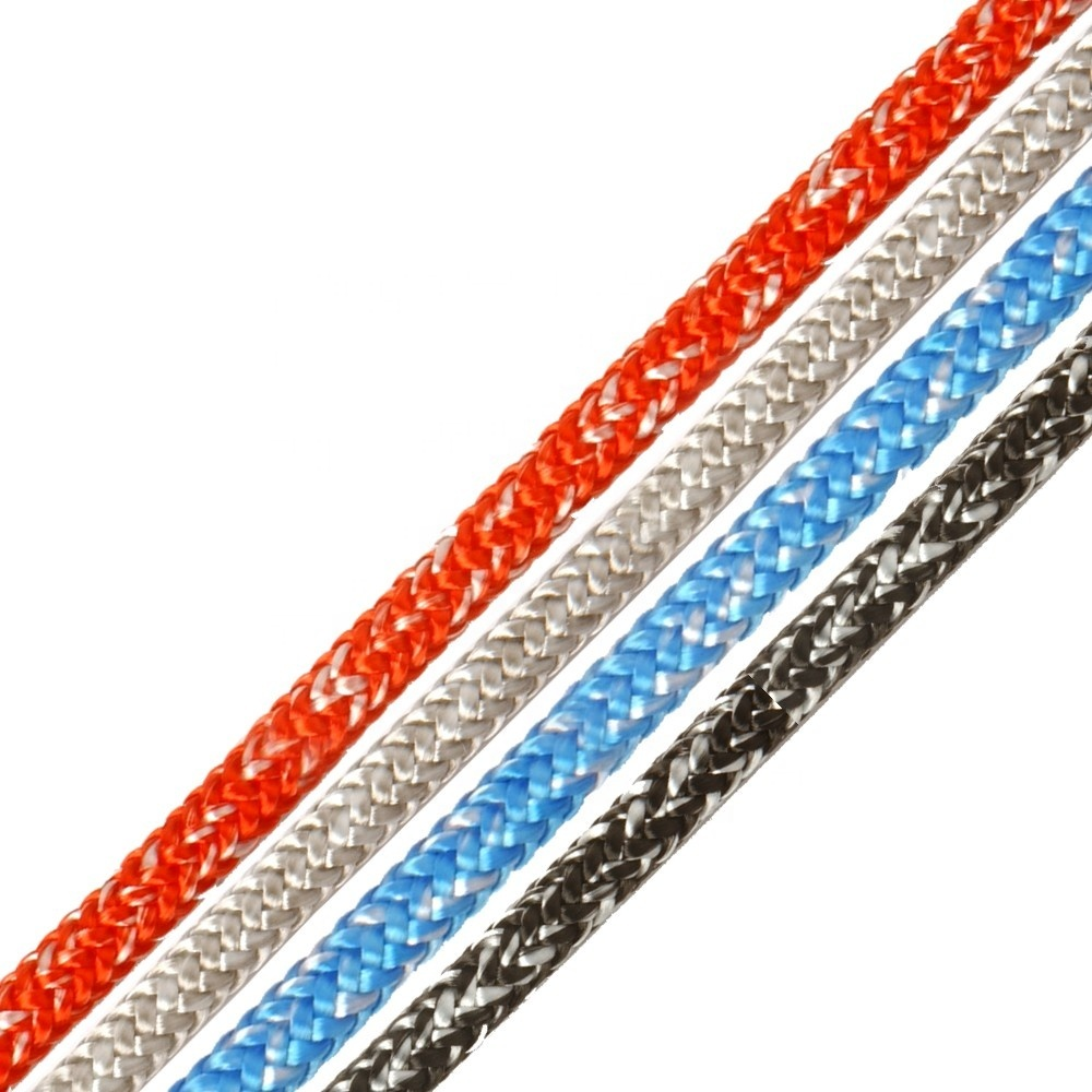 High performance customized package and size sailing rope for sailboat