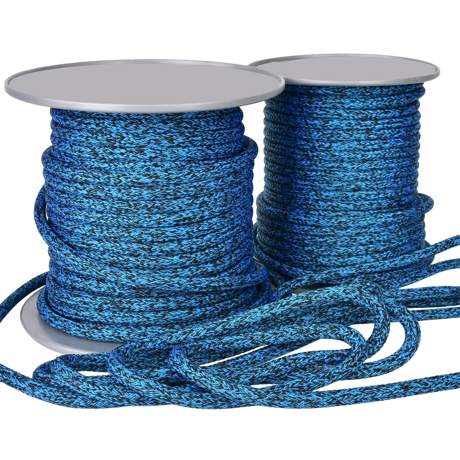 High quality customized package and size 16/ 32/ 48 strand braided sailing rope for sailboat, yacht marine rope