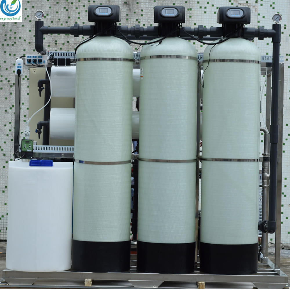 2000lph Ultrapure water Treatment EDI Electrodeionization system