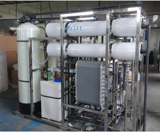 2T/H water treatment EDI module/membrane systems/equipment/plant/machine