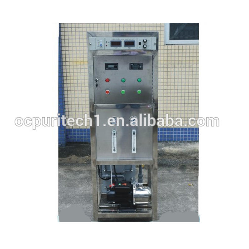 1000LPH EDI Ultrapure Water Treatment System electrolytic EDI modules