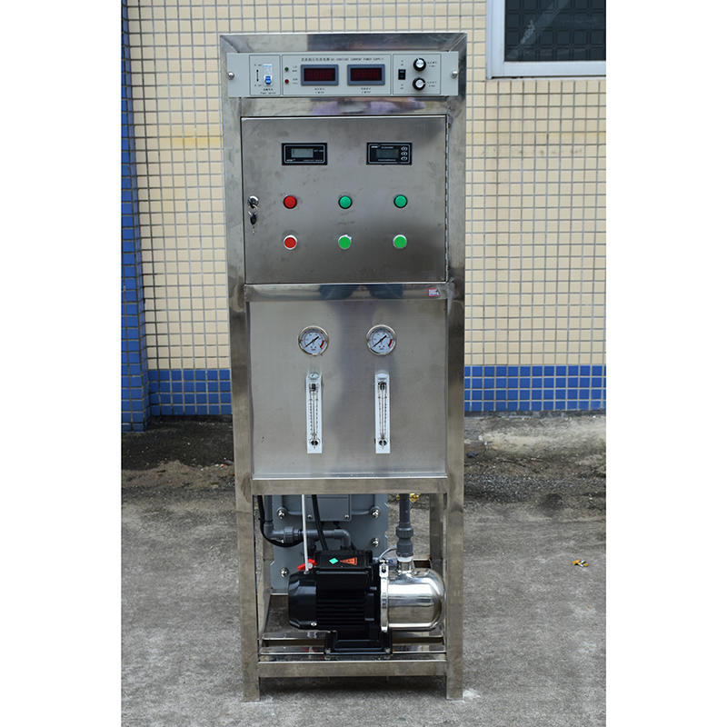 TDS 0 ultra pure water deionized machine 1000l edi water treatment system