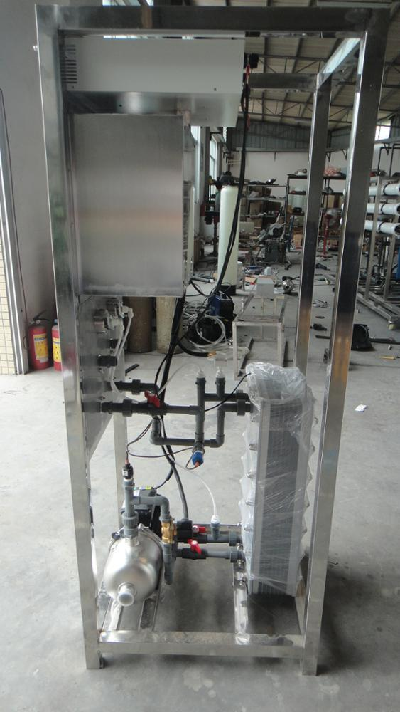 500 liters per hour industrial electro deionization water system