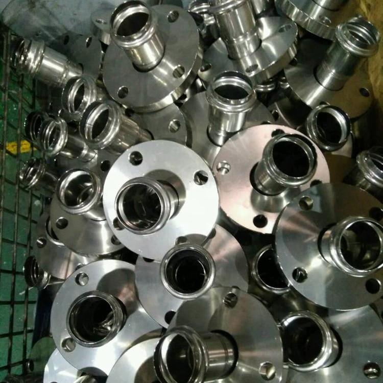 Whole sale adapter flange supply Guangzhou stainless steel fittings